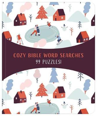 Picture of Cozy Bible Word Searches : 99 Puzzles!
