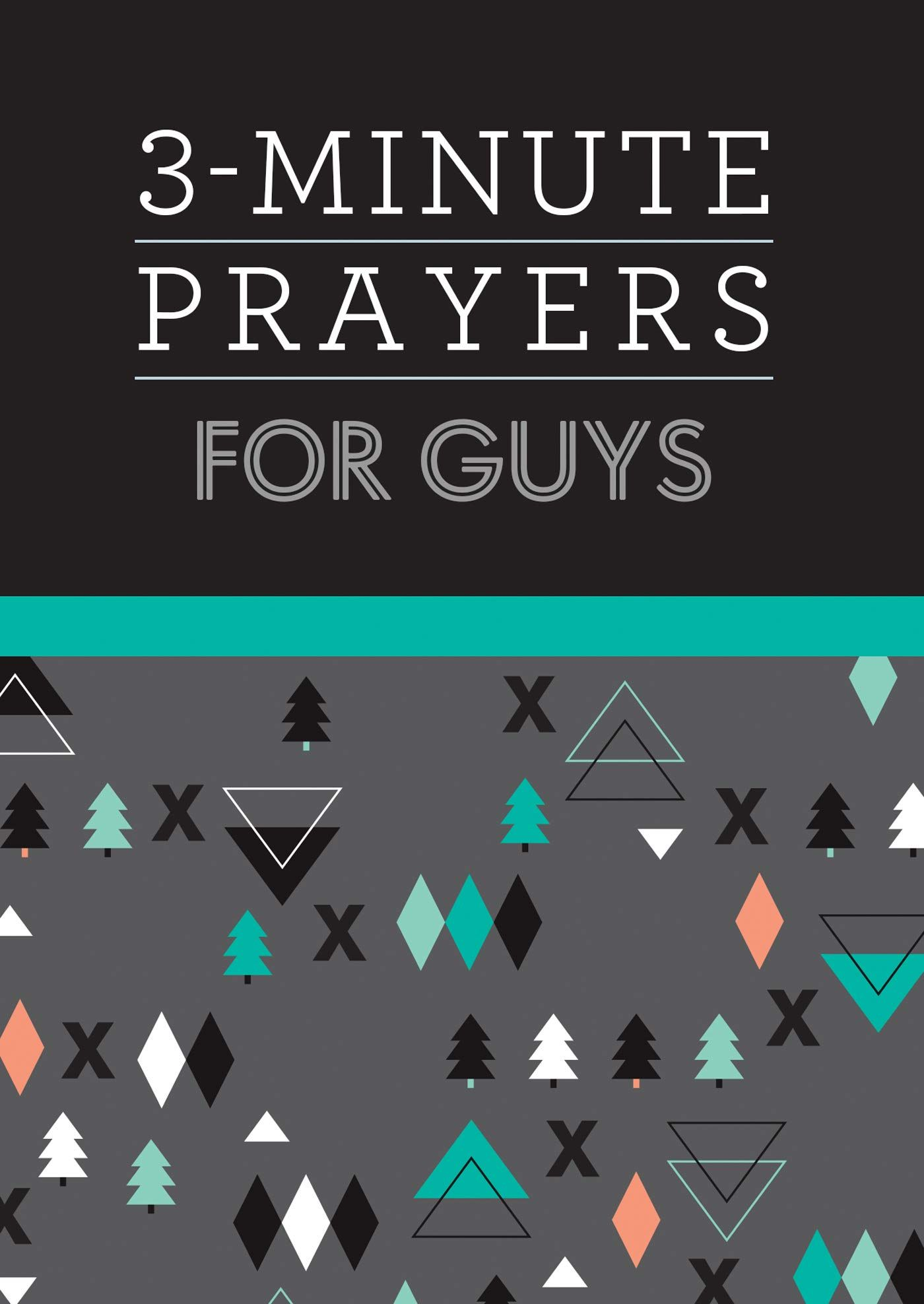 Picture of 3-Minute Prayers for Guys