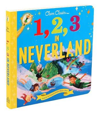 Picture of 1, 2, 3 in Neverland