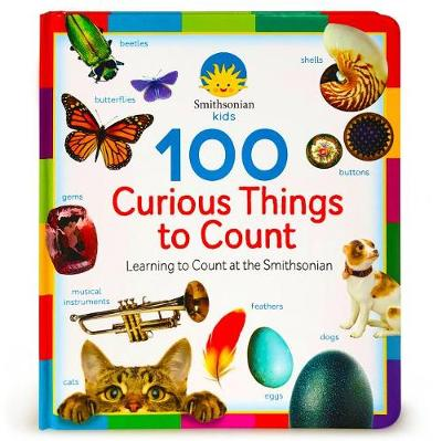 Picture of 100 Curious Things to Count