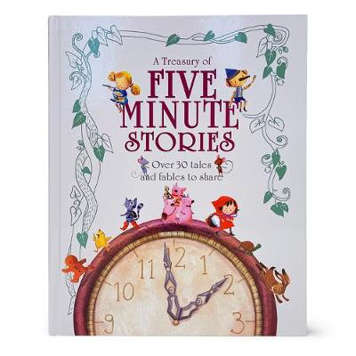 Picture of A Treasury of Five Minute Stories