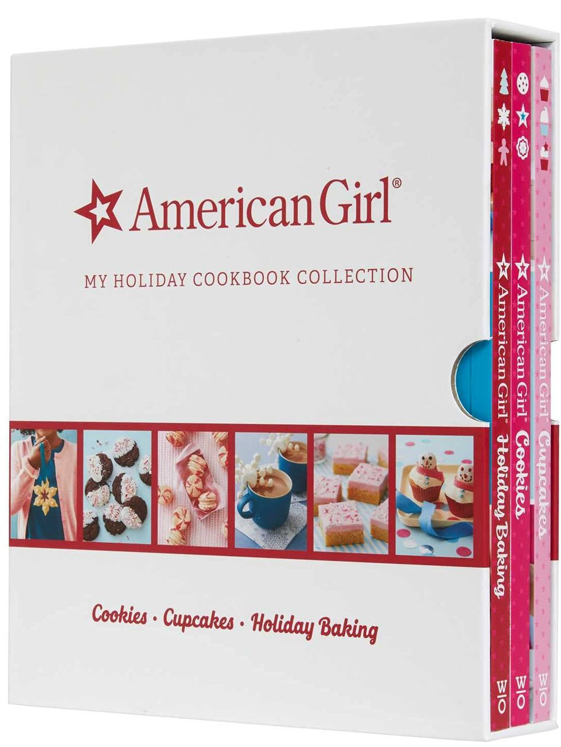 Picture of American Girl My Holiday Cookbook Collection