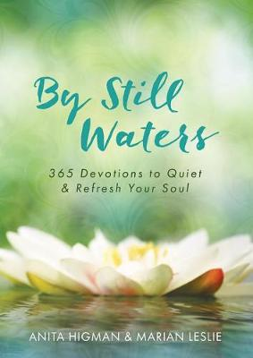 Picture of By Still Waters : 365 Devotions to Quiet and Refresh Your Soul