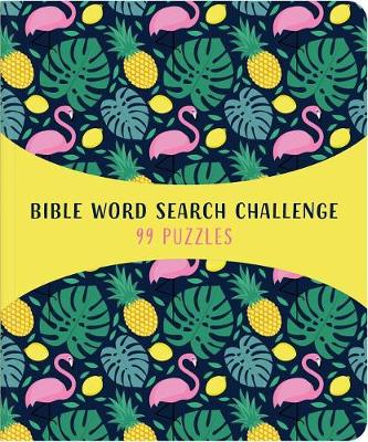Picture of Bible Word Search Challenge : 99 Puzzles!