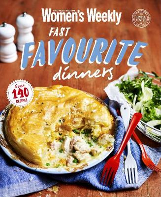 Picture of Fast Favourite Dinners