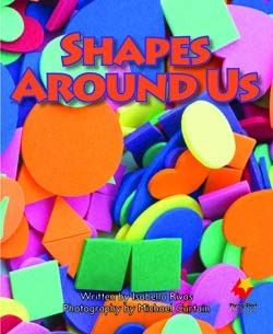 Flying Start: Shapes Around Us : Level 1 : Grade R