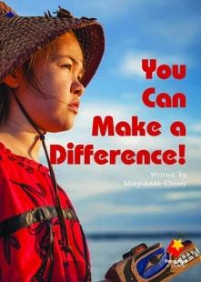 Flying Start: You Can Make A Difference : Level 18 : Grade 2