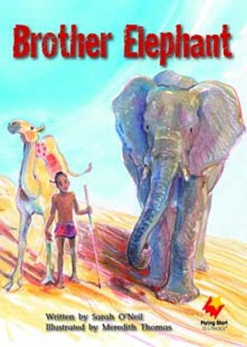 Flying Start: Brother Elephants : Level 18 : Grade 2