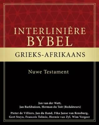 Interliniere Bybel Grieks-Afrikaans nuwe testament