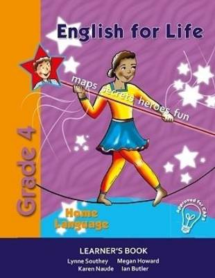 Picture of English for life - an integrated language text