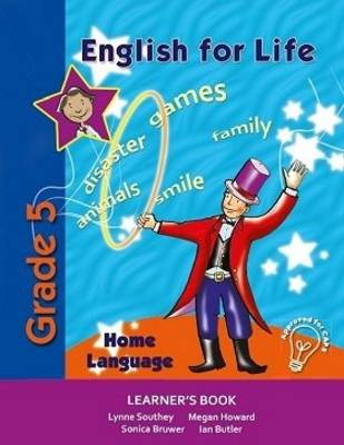 Picture of English for life - an integrated language text: Gr 5: Learner's book : Home language
