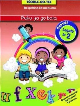 Picture of Tsohle-go-tee puku ya go bala: Level 2: Workbook