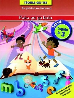 Picture of Tsohle-go-tee puku ya go bala: Level 3: Workbook