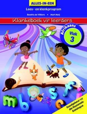 Picture of Alles-in-een klankeboek vir leerders : Vlak 3