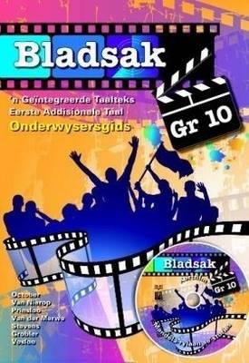 Picture of Bladsak - 'n geintegreerde taalteks: Gr 10: Onderwysersgids : Eerste addisionele taal