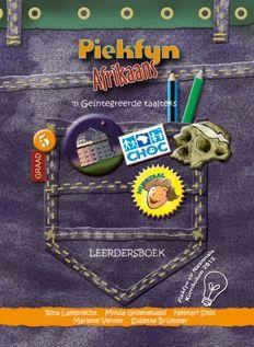 Picture of Piekfyn Afrikaans huistaal (KABV): Gr 5: Leerdersboek : 'n Geintegreerde taalteks
