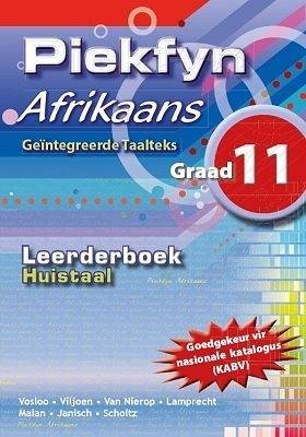 Picture of Piekfyn Afrikaans: Gr 11: Leerderboek