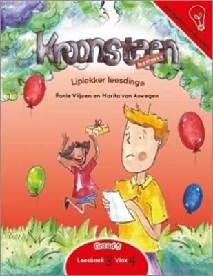 Picture of Liplekker leesdinge: Leesboek 3 Vlak 4: Gr 4 - 6