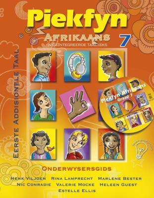 Picture of Piekfyn Afrikaans eerste addisionele taal (KABV): Gr 7: Leerdersboek : 'n Geintegreerde taalteks