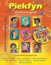 Picture of Piekfyn Afrikaans Eerste Addisionele Taal (Kabv): Piekfyn Afrikaans eerste addisionele taal (KABV): Gr 7: Onderwysersgids & CD Gr 7: Onderwysersgids & CD