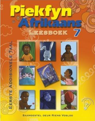 Picture of Piekfyn Afrikaans Eerste Addisionele Taal (Kabv): Piekfyn Afrikaans eerste addisionele taal (KABV): Gr 7: Leesboek Gr 7: Leesboek