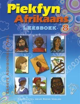 Picture of Piekfyn Afrikaans Eerste Addisionele Taal (Kabv): Piekfyn Afrikaans eerste addisionele taal (KABV): Gr 8: Leesboek Gr 8: Leesboek