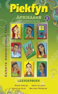 Picture of Piekfyn Afrikaans eerste addisionele taal (KABV): Gr 9: Leerdersboek : 'n Geintegreerde taalteks