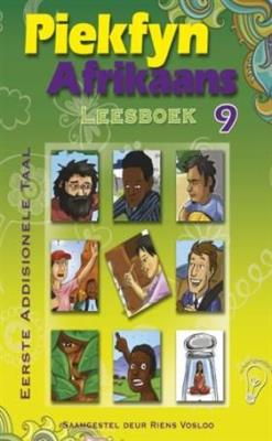 Picture of Piekfyn Afrikaans Eerste Addisionele Taal (KABV): Piekfyn Afrikaans eerste addisionele taal (KABV): Gr 9: Leesboek Gr 9: Leesboek