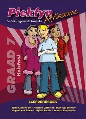 Picture of Piekfyn Afrikaans huistaal (KABV): Gr 7: Leerdersboek : 'n Geintegreerde taalteks