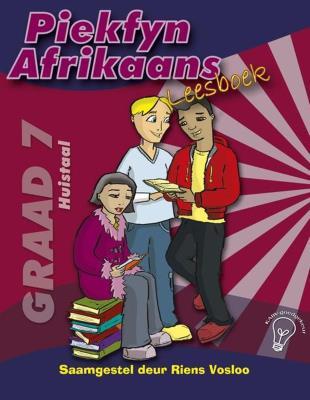 Picture of Piekfyn Afrikaans huistaal (KABV): Gr 7: Leesboek