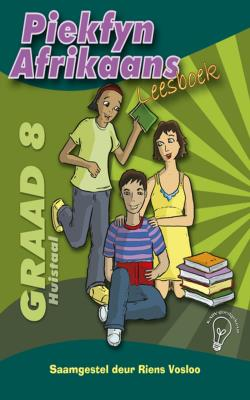 Picture of Piekfyn Afrikaans huistaal (KABV): Gr 8: Leesboek