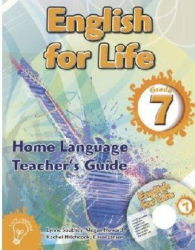Picture of English for Life Home Language (Caps): English for life home language (CAPS): Gr 7: Teacher's guide & CD Gr 7: Teacher's Guide & CD