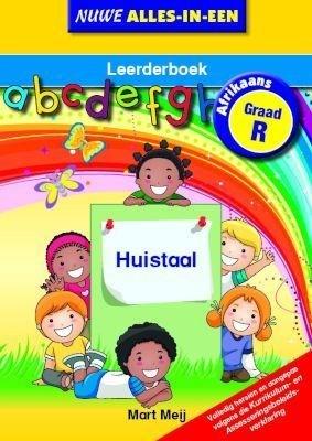 Picture of Alles-in-een huistaal (KABV): Gr R: Leerdersboek