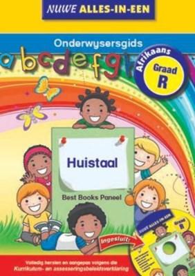 Picture of Alles-in-een huistaal (KABV): Gr R: Onderwysersgids