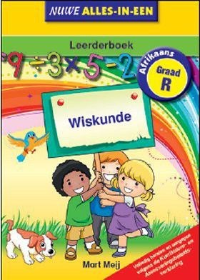Picture of Alles-in-een wiskunde (KABV): Gr R: Leerdersboek