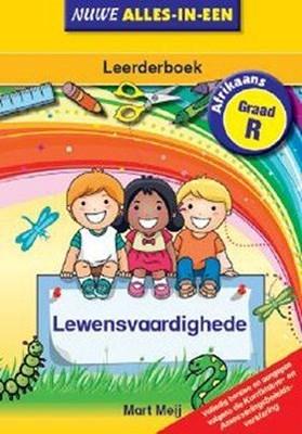 Picture of Alles-in-een lewensvaardighede (KABV): Gr R: Leerdersboek