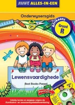 Picture of Alles-in-een lewensvaardighede (KABV): Gr R: Onderwysersgids