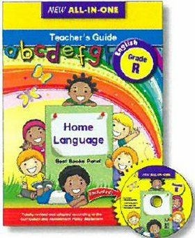 Picture of All-in-one home language (CAPS): Gr R: Teacher's guide