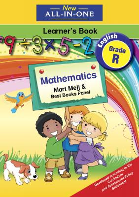Picture of All-in-one mathematics (CAPS): Gr R: Learner's book
