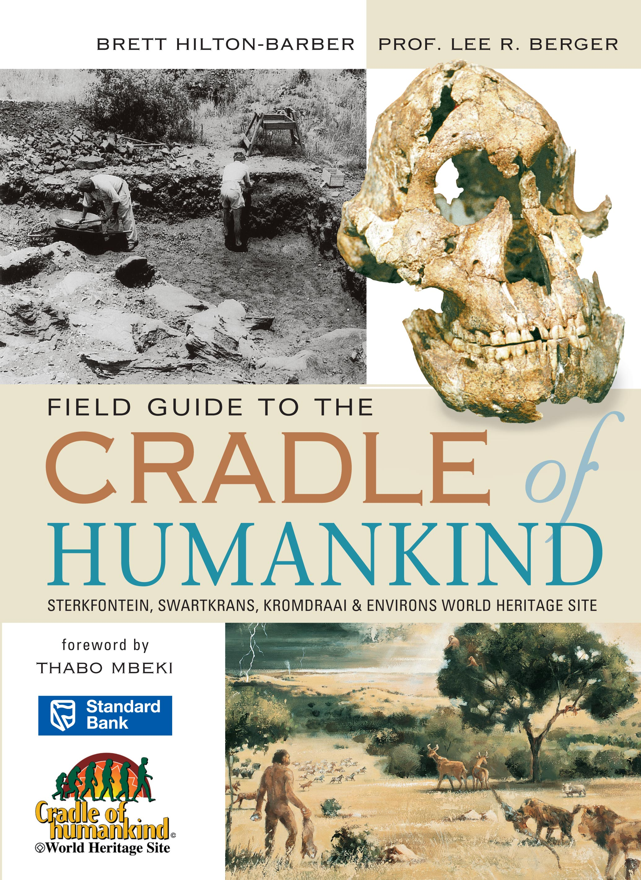 Picture of Field guide to the cradle of humankind