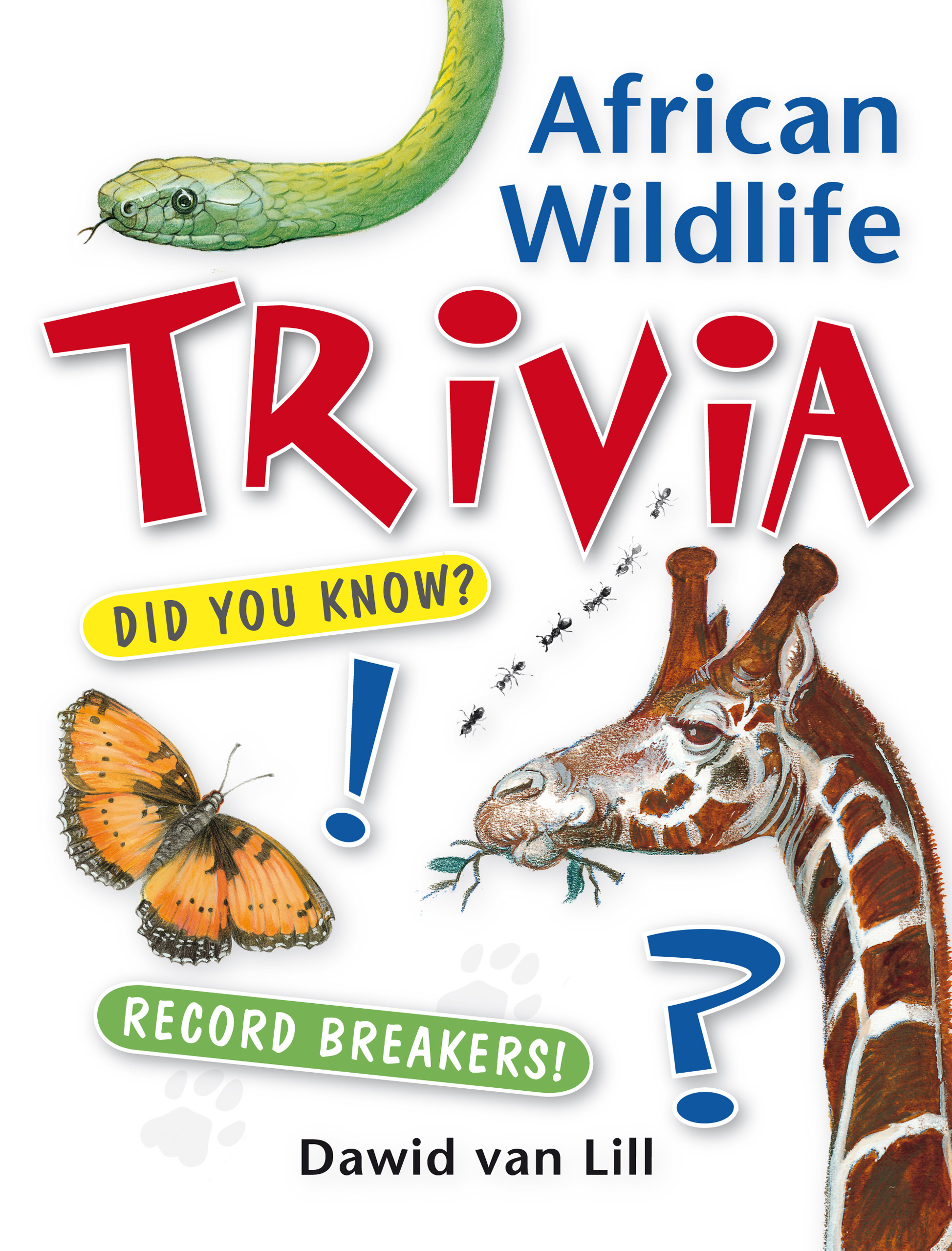 Picture of African wildlife trivia