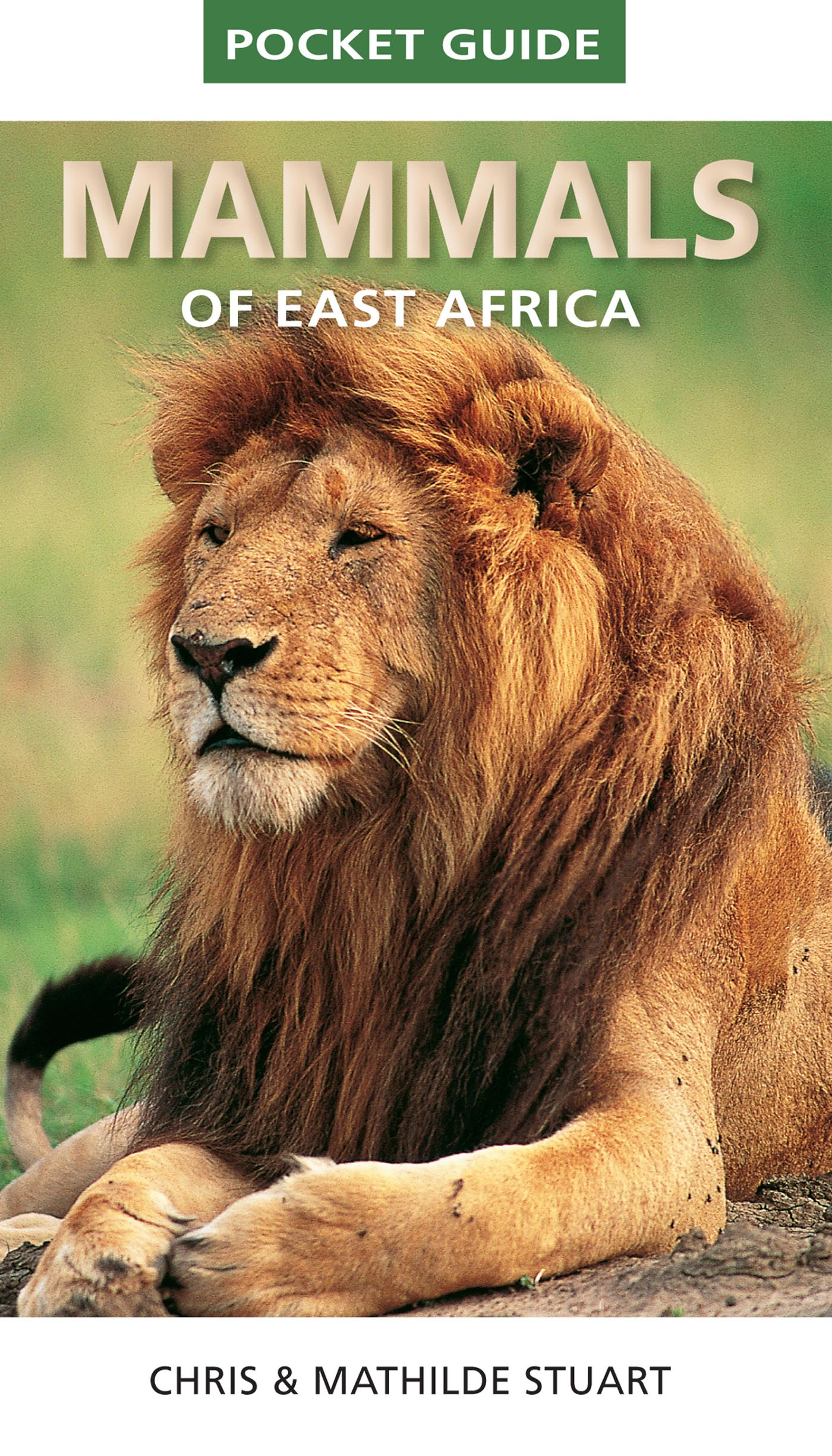 Picture of Pocket Guide to Mammals of East Africa