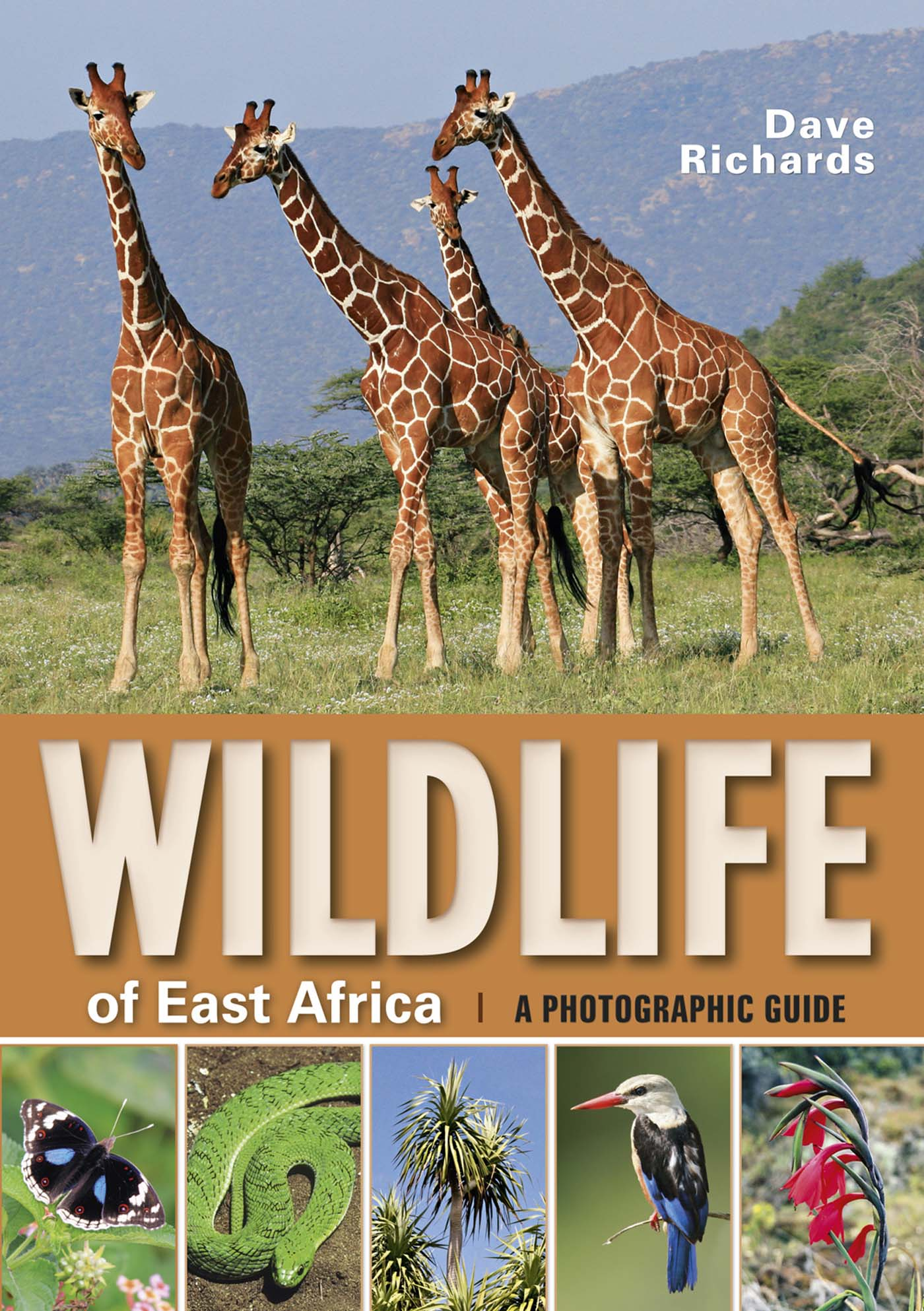 Wildlife of East Africa  : A photographic guide