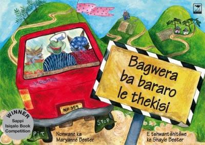 Picture of Bagwera Ba Bararo Le Thekisi