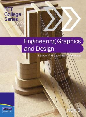 Picture of Engineering graphics and design: Fet level 3: Textbook