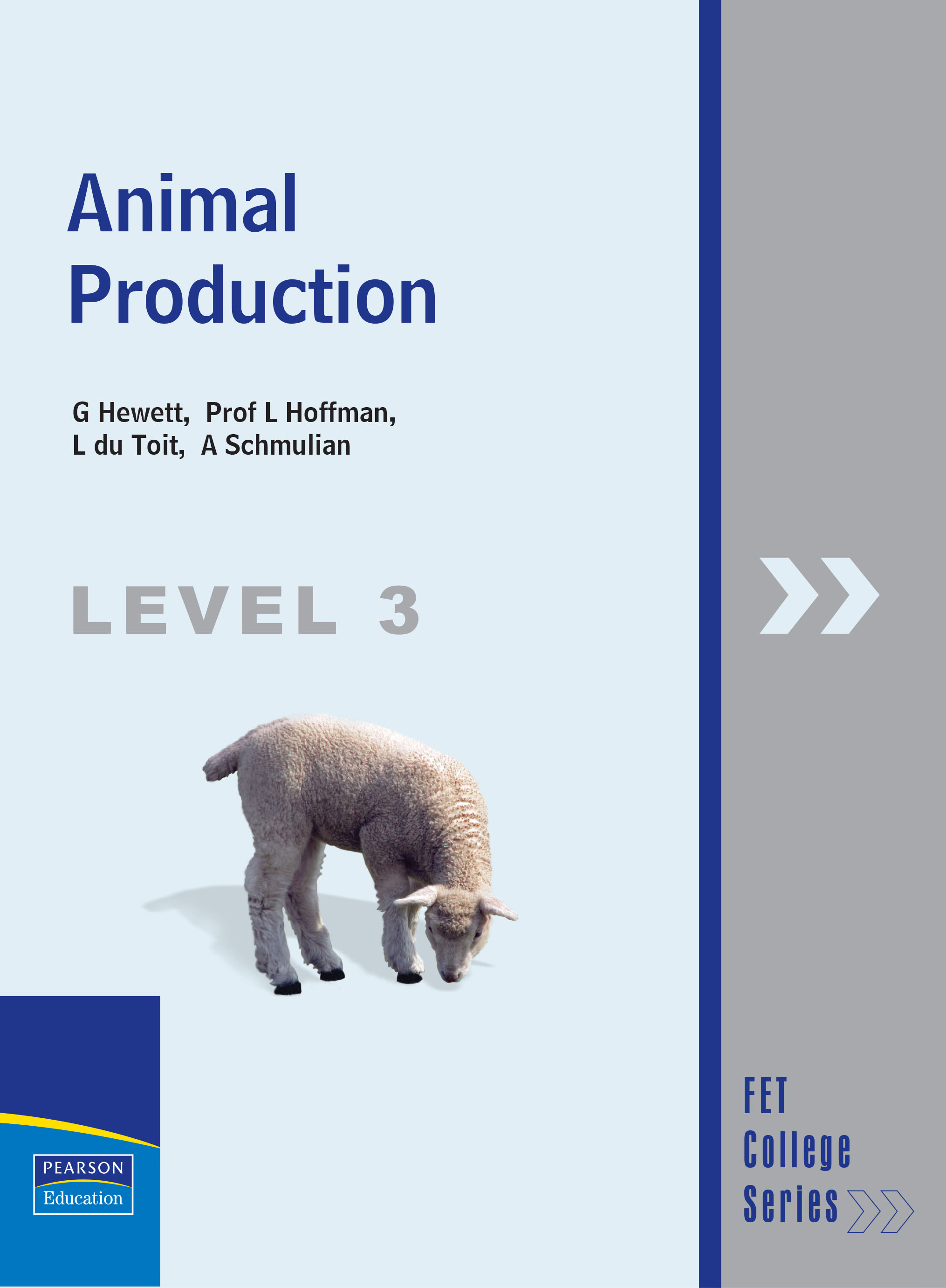 Picture of Animal production: Fet level 3: Textbook