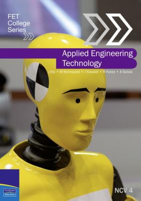 Picture of Applied engineering and technology: Fet level 4: Textbook