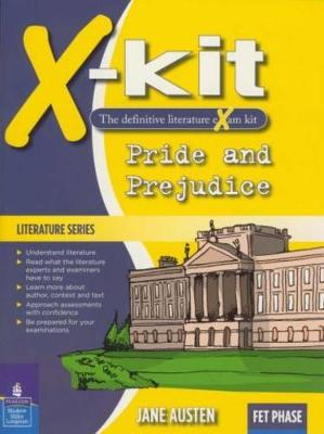 Picture of Pride and Prejudice: X-Kit Study Guide : Grade 10, Grade 11, Grade 12