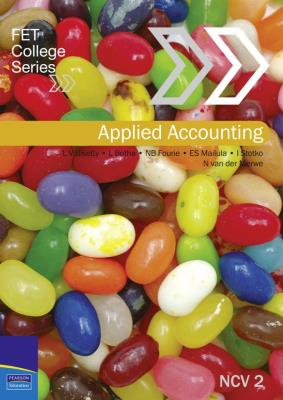 Picture of Applied accounting: Fet level 2: Textbook