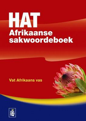 Picture of HAT Afrikaanse sakwoordeboek: Gr 5 - 12